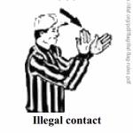 Referee Signal 38