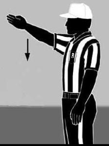 Referee Signal 1