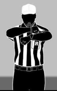 Referee Signal 19