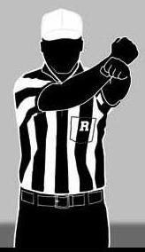 Referee Signal 36