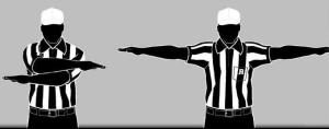 Referee Signal 10