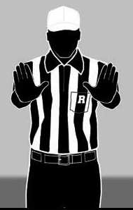 Referee Signal 33