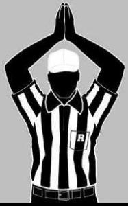 Referee Signal 6