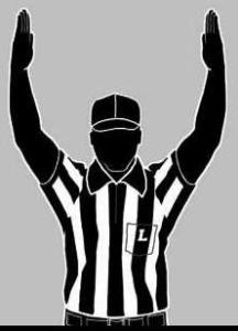 Referee Signal 5